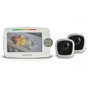 Summer Infant - LookOut Duo 5'' Video Monitor