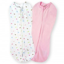 Summer Infant - SwaddleMe SM 2pk