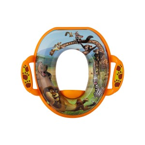 The First Years - Disney Baby Madagascar Soft Potty Ring
