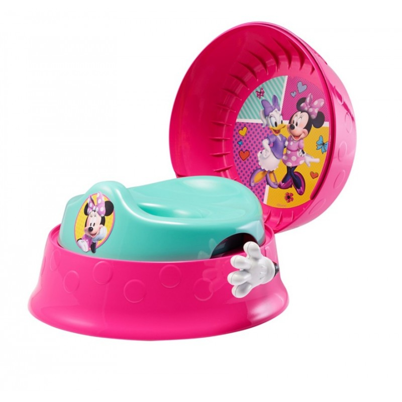 The First Years - Minnie Mouse 3-in-1 Potty System