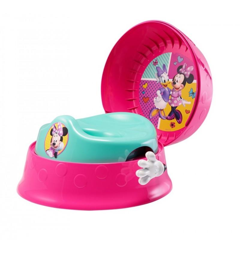 The First Years -  Système de pot 3-en-1 Minnie Mouse
