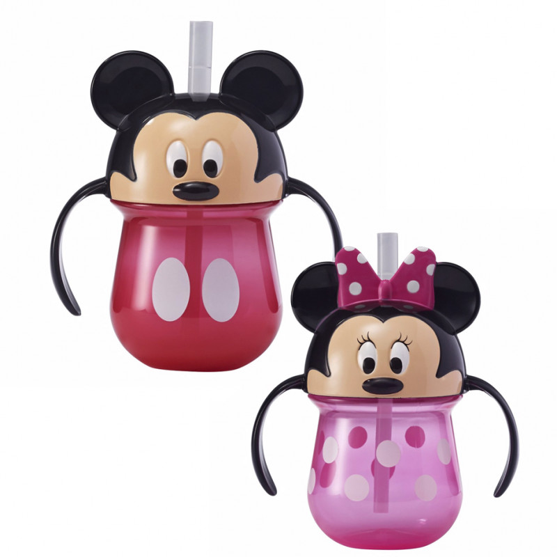 The First Years - Disney Baby Straw Cup with Handles