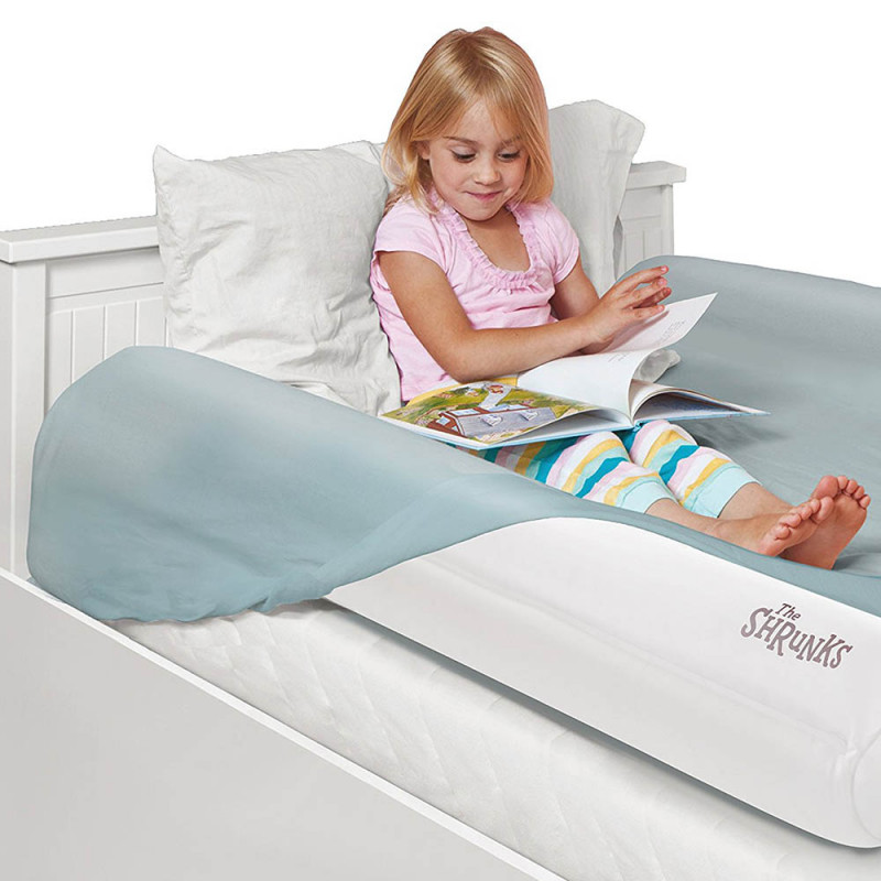 The Shrunks - Inflatable Bed Rail + Small Foot Pump