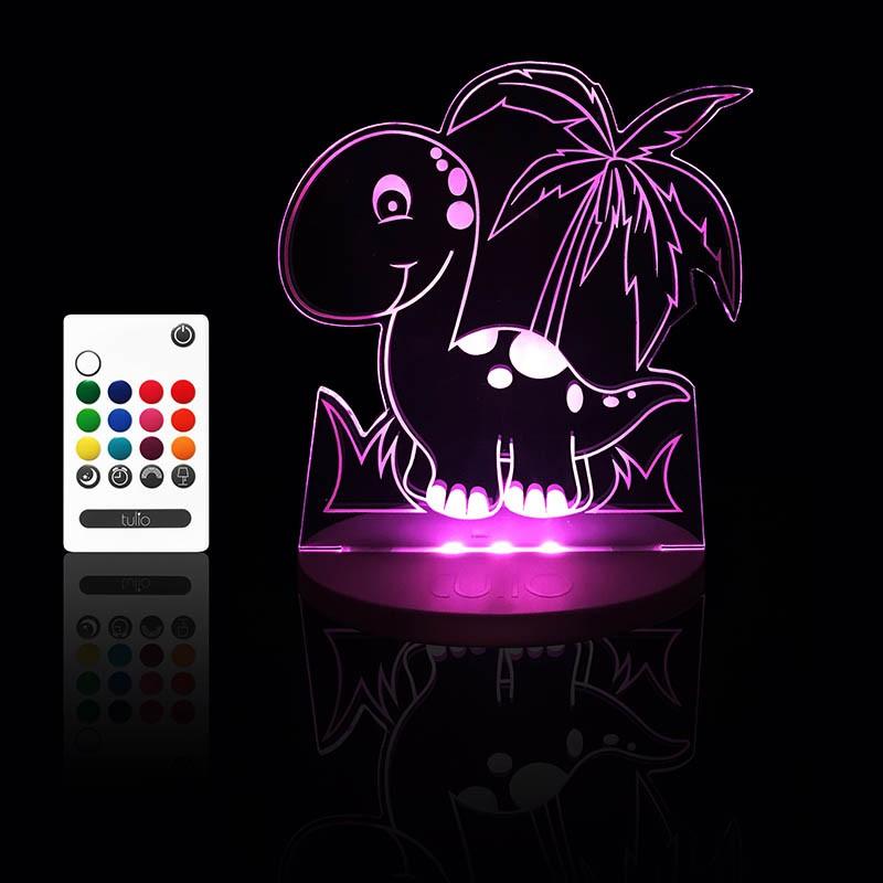 Tulio Dream Lights - Dino Nightlight