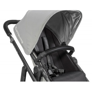 UPPAbaby - Leather Bumper Bar Cover (Black)