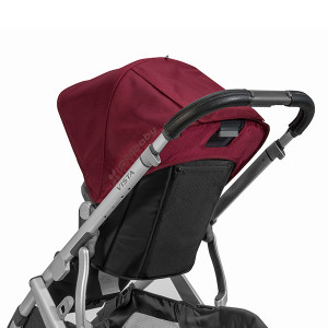 UPPAbaby - Leather Handlebar Covers (Black)