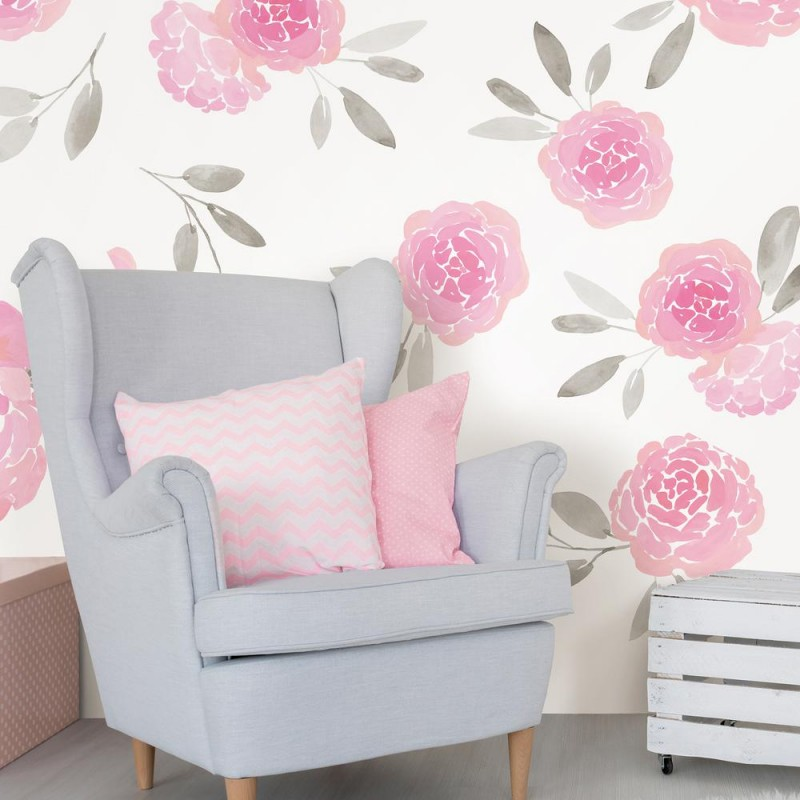 Wall Pops - Wall Decals May Flowers