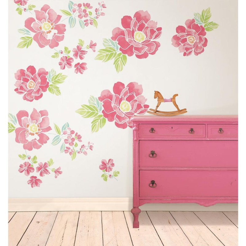 Wall Pops - Wall Decals Super Wall Art Kit