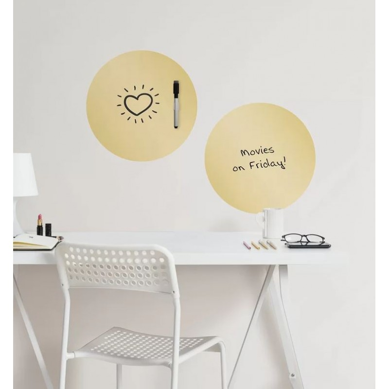 Wall Pops - Wall Decals Dry Erase Dots