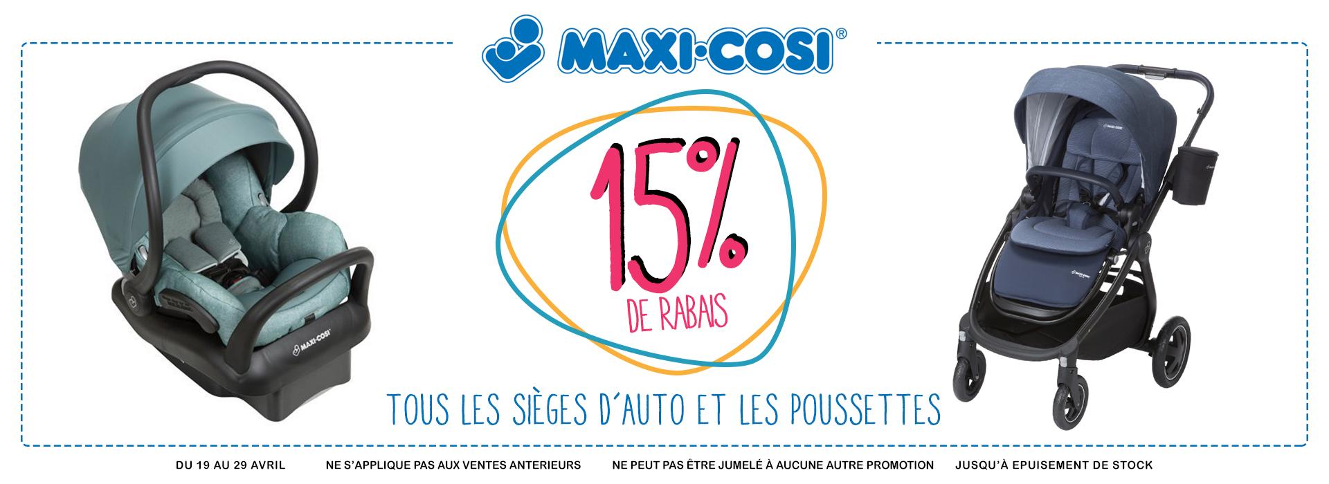 Maxi Cosi Promo