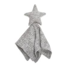 Aden + Anais - Snuggle Knit Lovey - Heather Grey