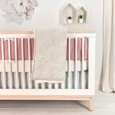 Carrément Bébé - Beatrice - 5 Pieces Bedding Set