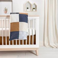 Carrément Bébé - Boheme - 5 Pieces Bedding Set