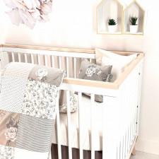 Carrément Bébé - Evelyne - 5 Pieces Bedding Set