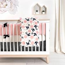 Carrément Bébé - Florence - 5 Pieces Bedding Set