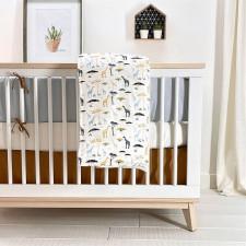 Carrément Bébé - Giraffe Safari - 5 Pieces Bedding Set