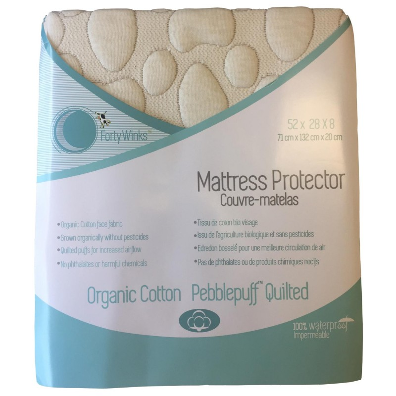 Forty Winks - Mattress Protector - Organic Cotton