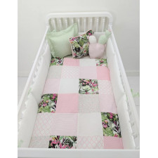 Carrément Bébé - Bali - 5 Pieces Bedding Set