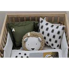Carrément Bébé - Tropical - Decorative Cushions