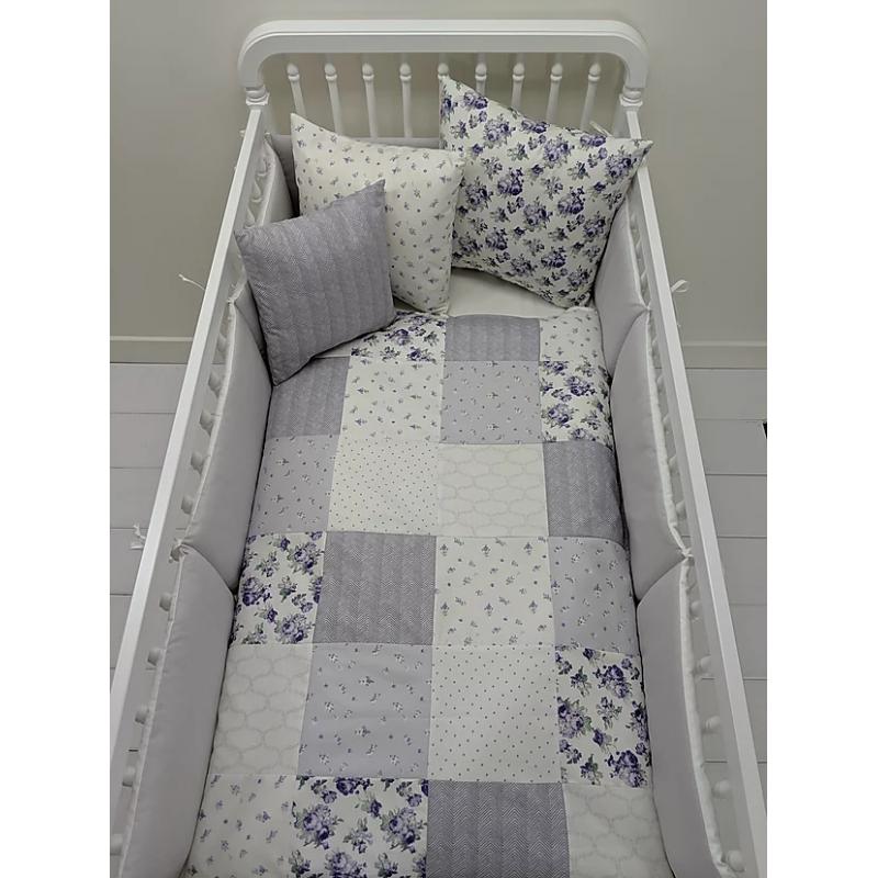 Carrément Bébé - Gisele - 5 Pieces Bedding Set