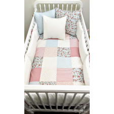 Carrément Bébé - Flavie - 5 Pieces Bedding Set