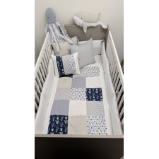 Carrément Bébé - Théo - 5 Pieces Bedding Set