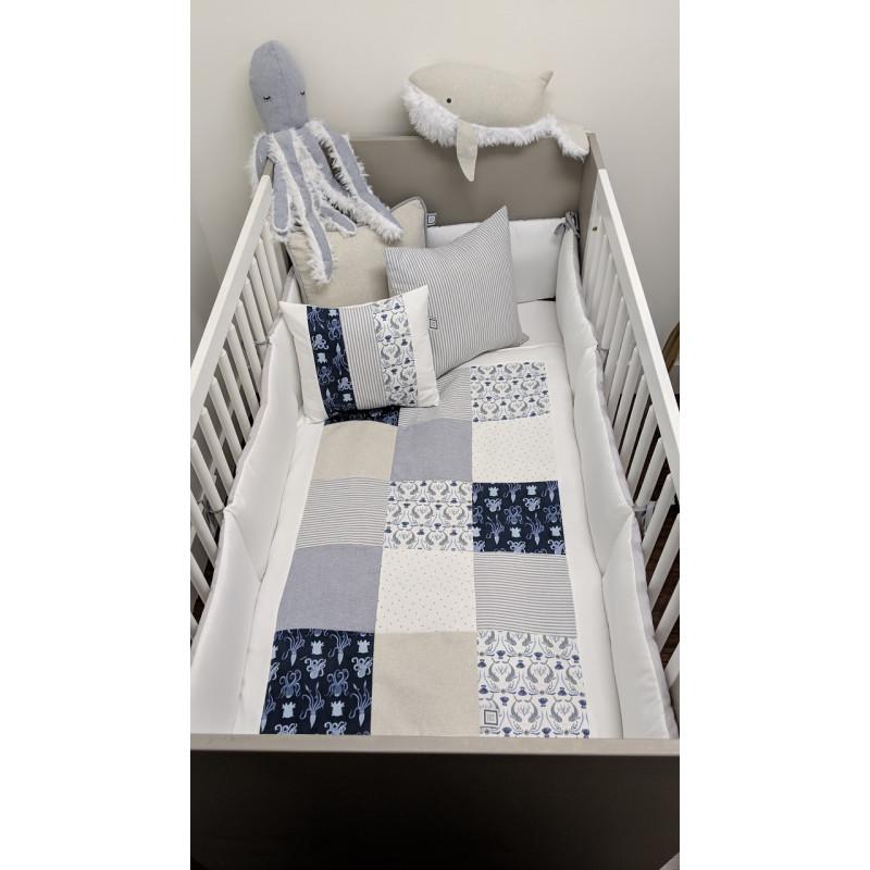 Carrément Bébé - Théo - 5 Pieces Bedding Set