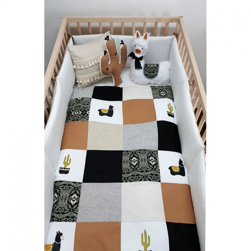 Carrément Bébé - Boho - 5 Pieces Bedding Set