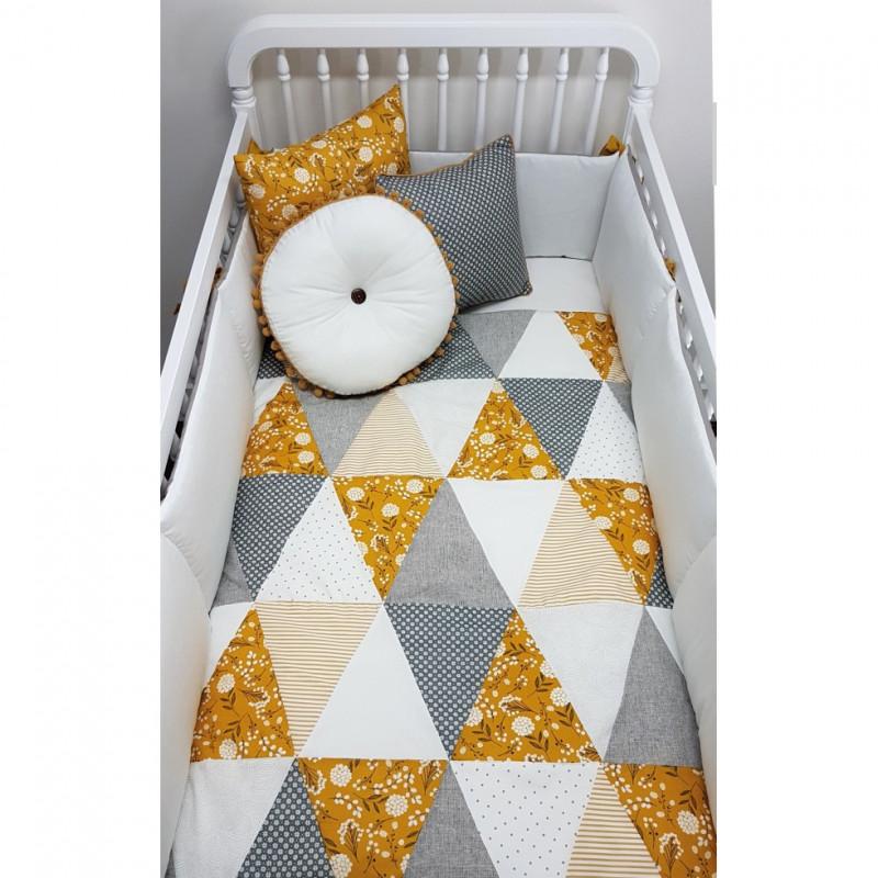 Carrément Bébé - Jeanne - 5 Pieces Bedding Set