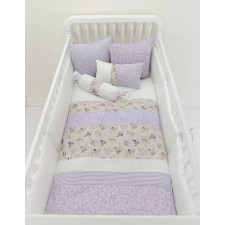 La Libellule - Laurie - 5 Pieces Bedding Set
