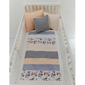 La Libellule - Marilou - 5 Pieces Bedding Set