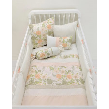 La Libellule - Mila - 5 Pieces Bedding Set