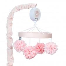 Lambs & Ivy - Musical Baby Crib Mobile - Botanical