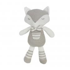 Living Textiles - Jouet en peluche  - Charley Le Loup