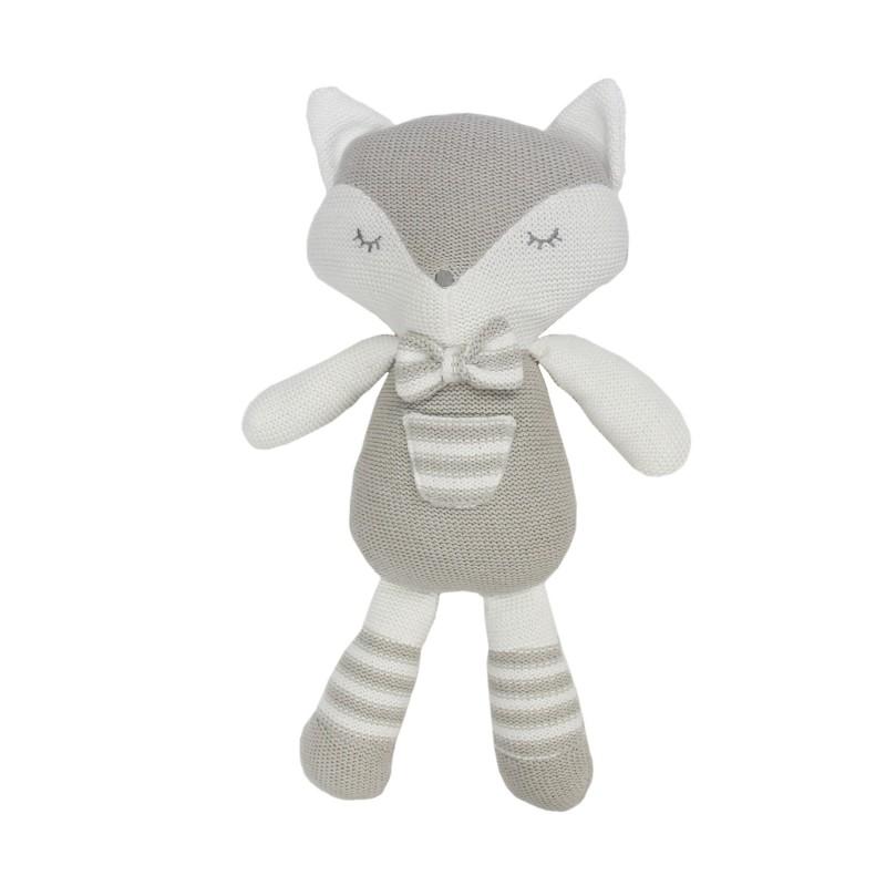 Living Textiles - Plush Toy - Charley Fox