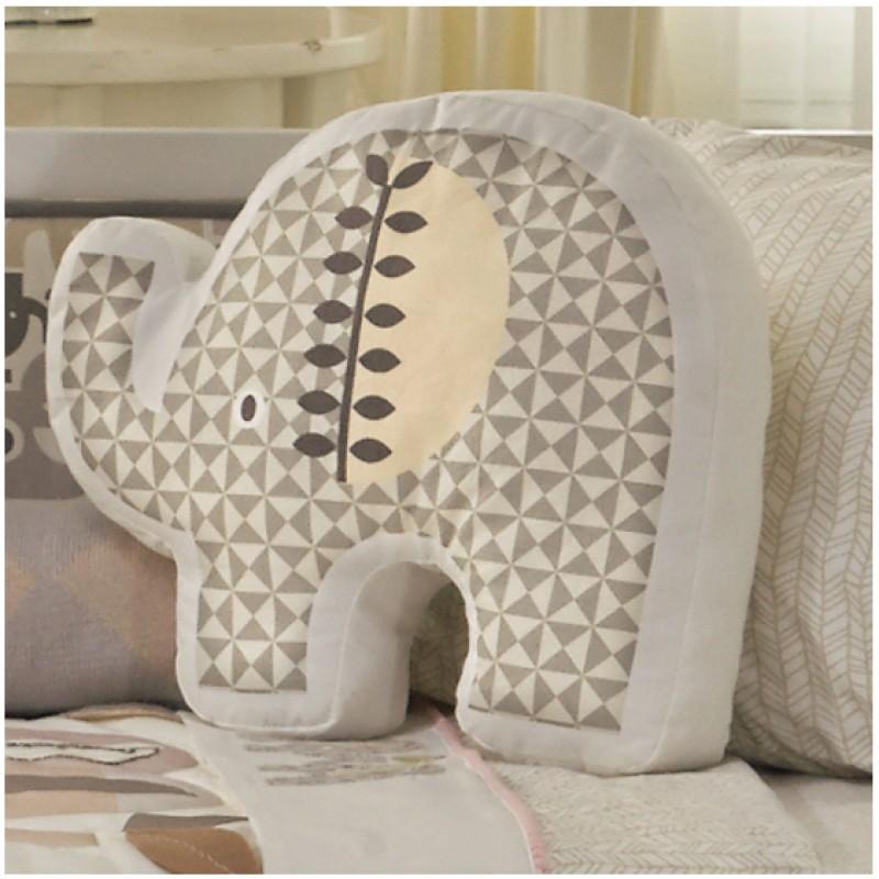 Lolli Living - Naturi Elephant Pillow