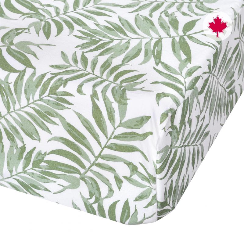 Perlimpinpin - Cotton Fitted Crib Sheet