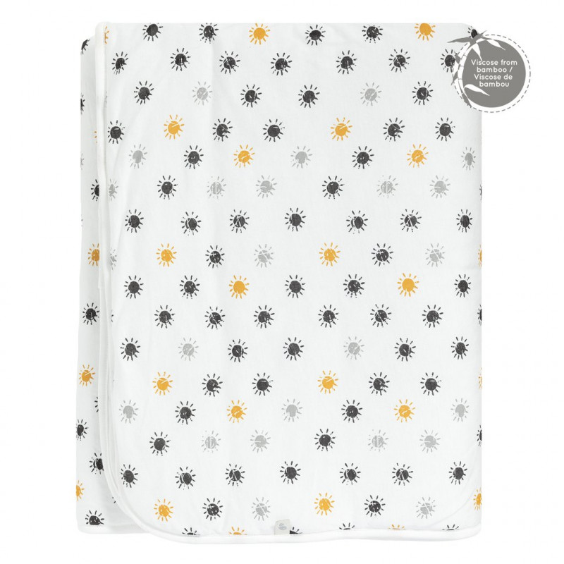Perlimpinpin - Extra Large Bamboo Quilted Blanket