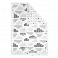 Perlimpinpin - Reversible Plush Blanket