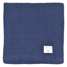 Perlimpinpin - Bamboo knitted blanket