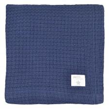 Perlimpinpin - Bamboo - Couverture tricotée