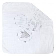 Perlimpinpin - Muslin Quilt Blanket 4 Ply