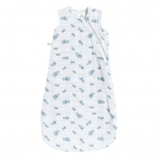 Perlimpinpin - Muslin Sleep Bag - 0-6M 0.7 TOG