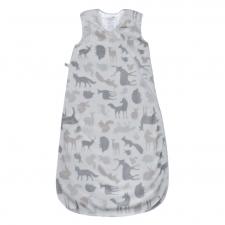 Perlimpinpin - Plush Sleep Bag - Animals (1.5 togs)