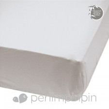 Perlimpinpin - Bamboo Fitted Crib Sheet