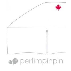 Perlimpinpin - Crib Skirt