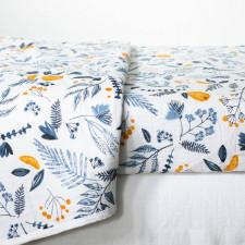 South Shore - 3-Piece Muslin Baby Bedding Set Citrus Grove