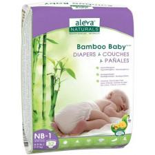Aleva Naturals - Newborn Bamboo Diapers