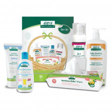 Aleva Naturals - Newborn Gift Set