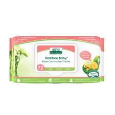 Aleva Naturals - Bamboo Baby Wipes Sensitive 72pk